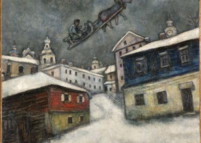 Russian village1